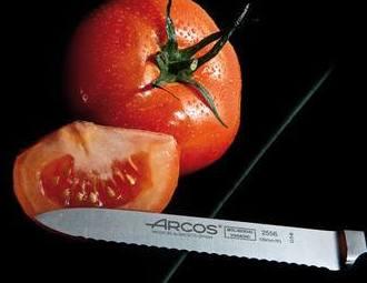 Cuchillos para el tomate