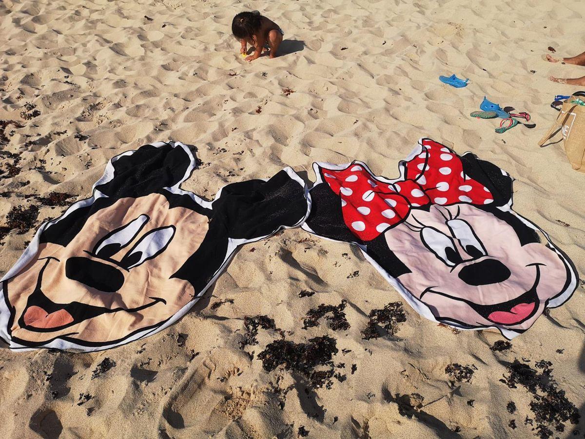 Toallas infantiles en Fuerteventura