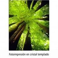 Fotoimpresión en cristal templado