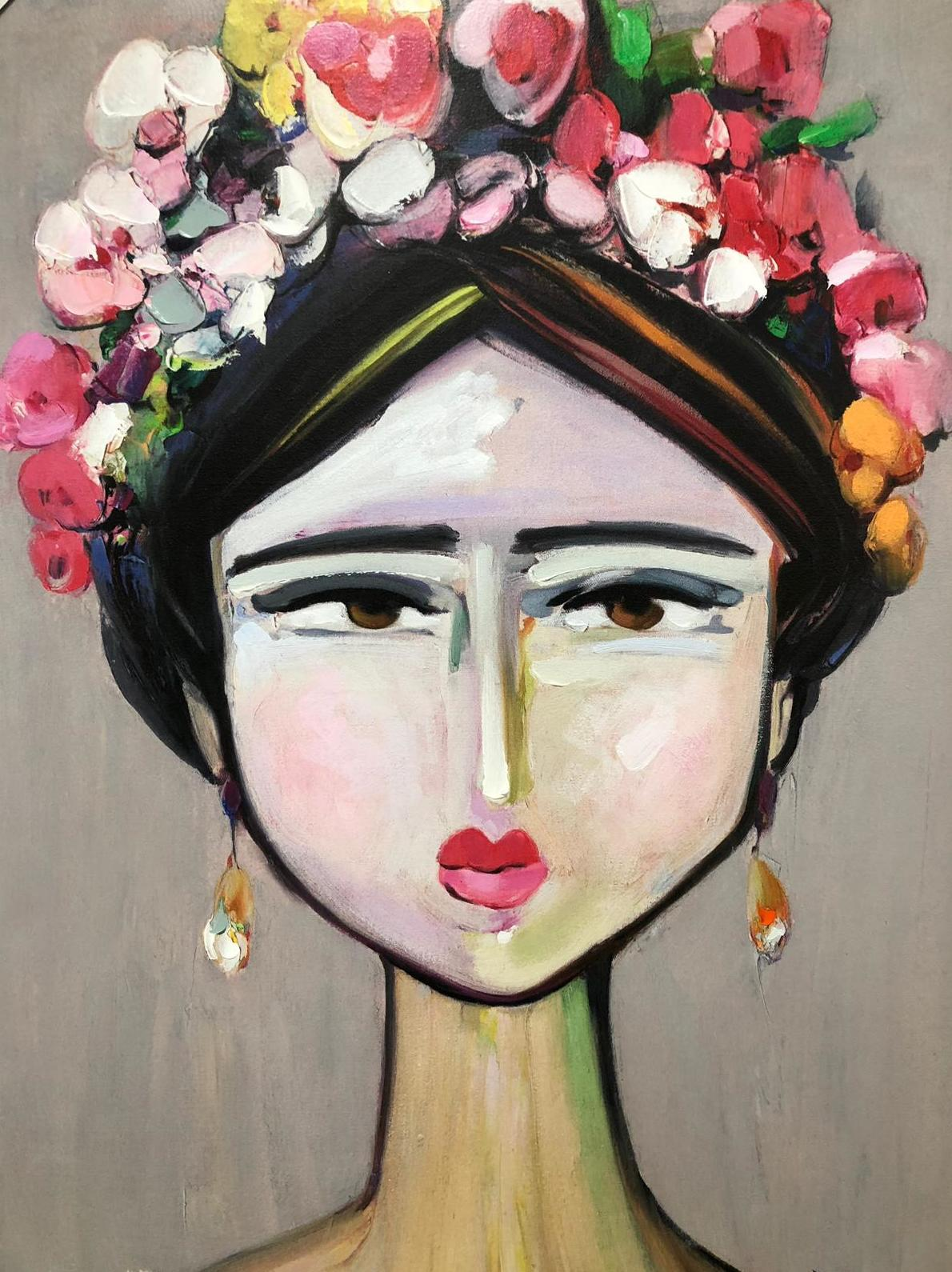 Cuadros Frida Kahlo
