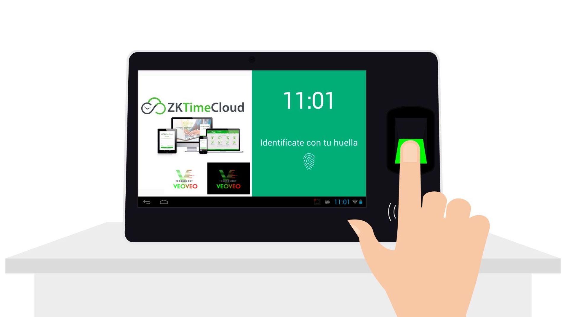Sistema de control de presencia + Cloud