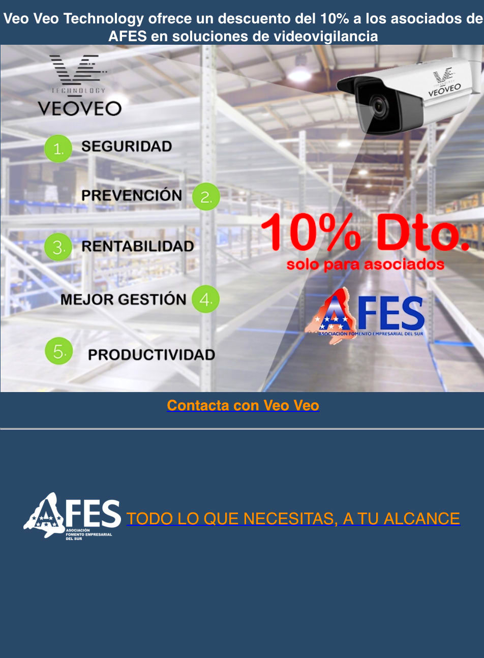 VeoVeo Technology presente en AFES