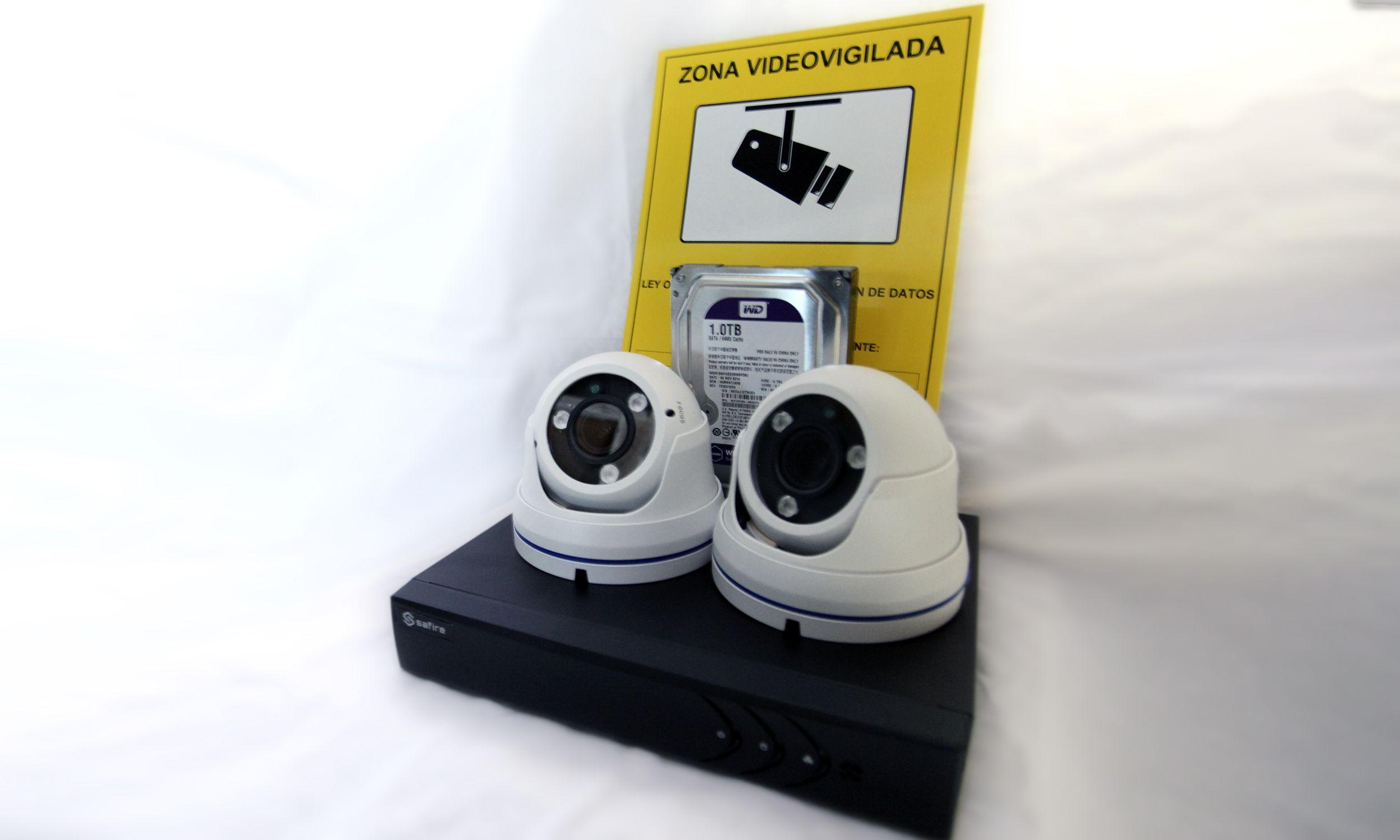 Sistemas de videovigilancia en Madrid