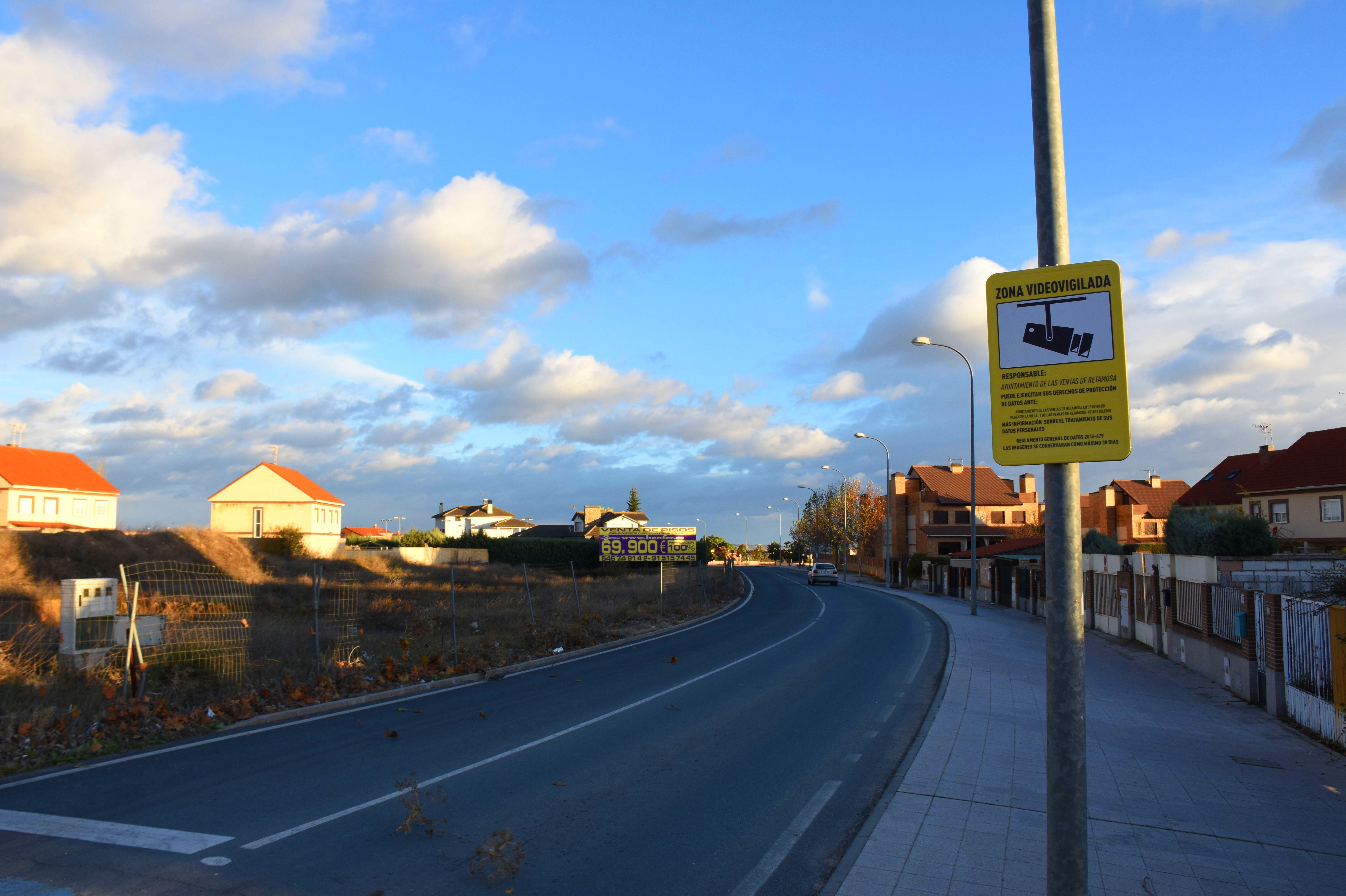 Camaras de Seguridad en Toledo