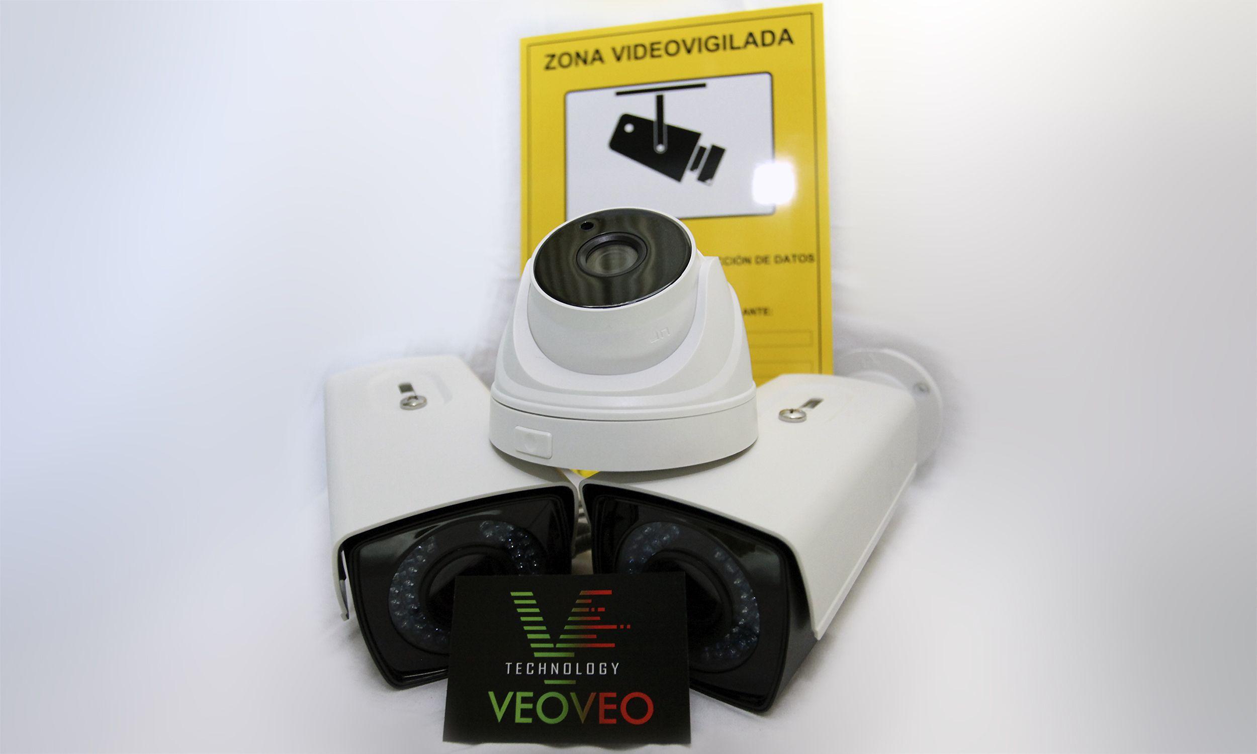 Sistemas de cámaras de seguridad Madrid