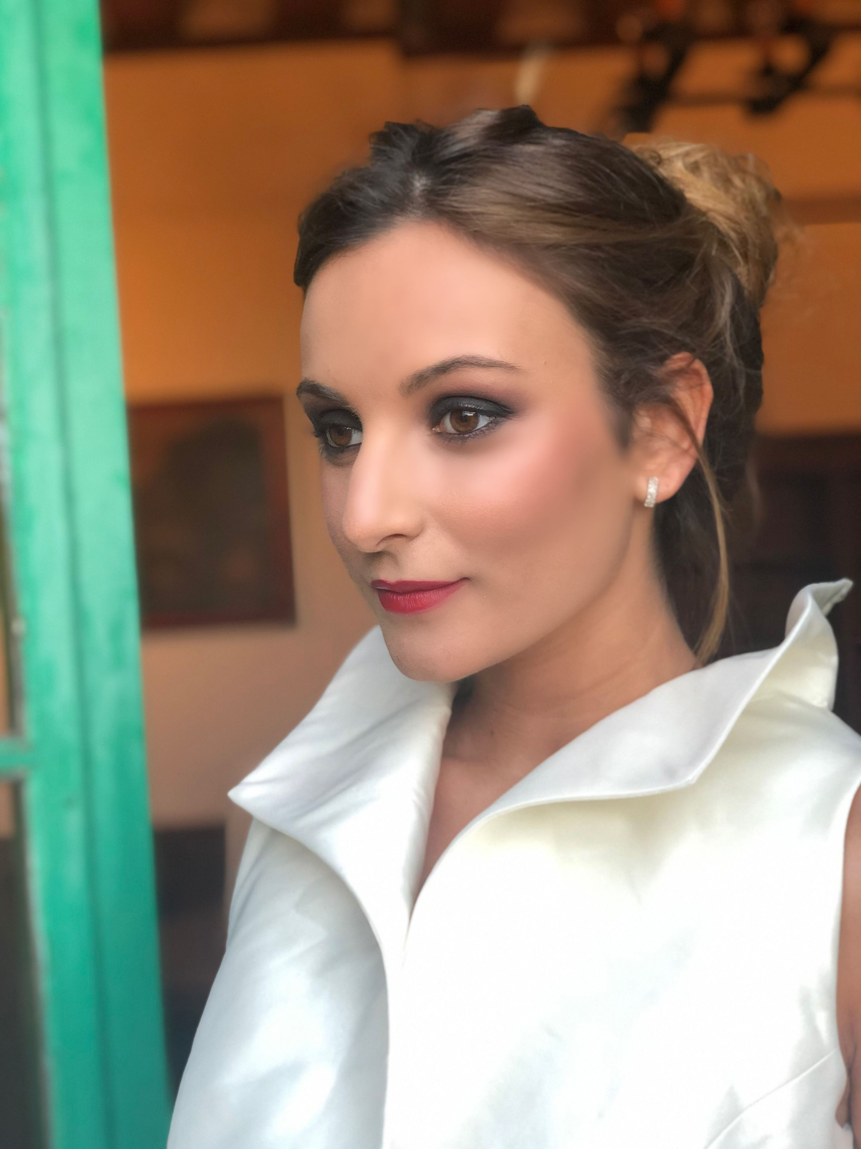 Maquillaje para sesión de fotos