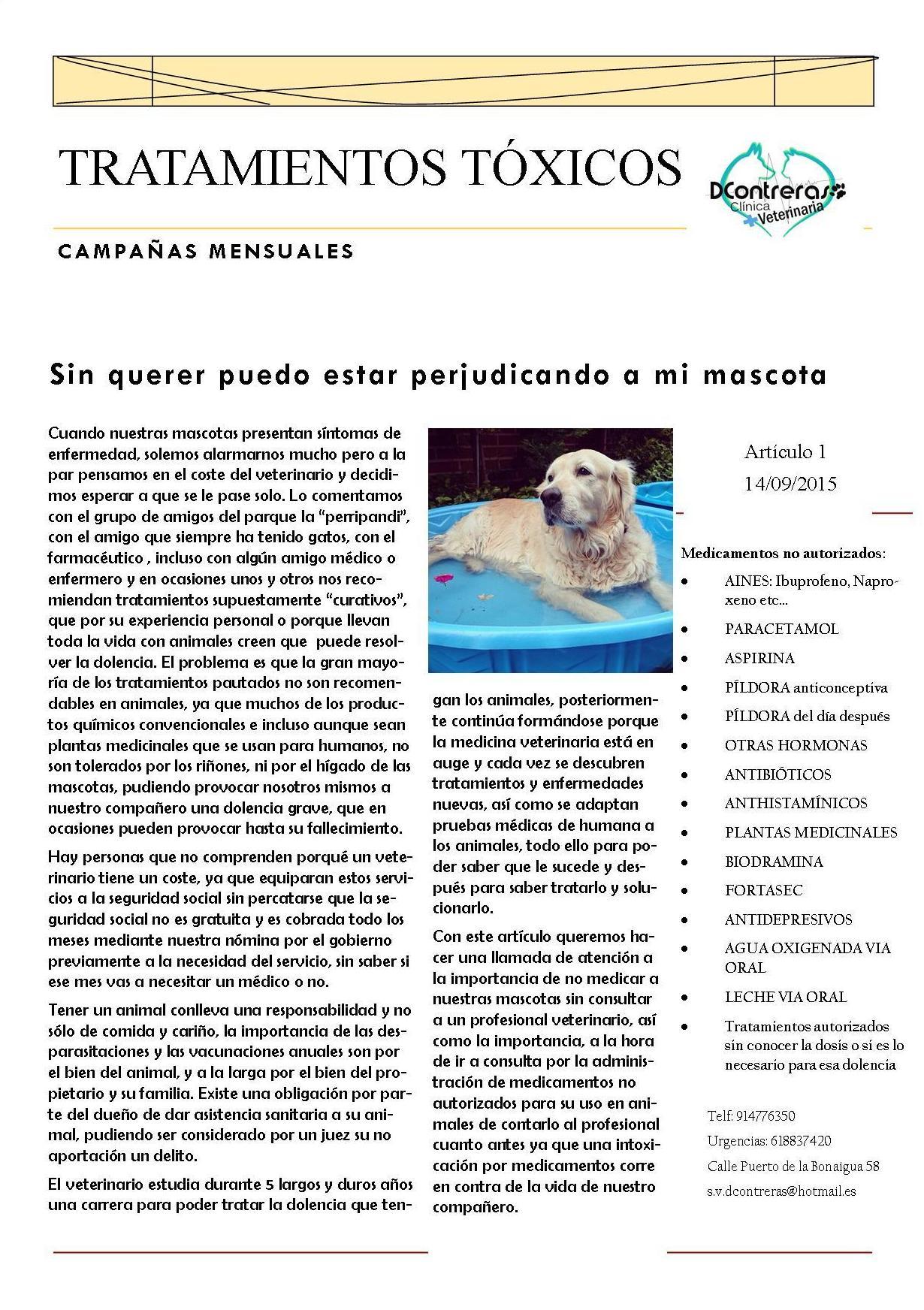 clinica veterinaria en vallecas