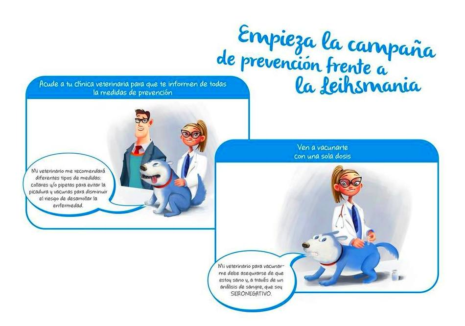 Campaña de leishmania en vallecas