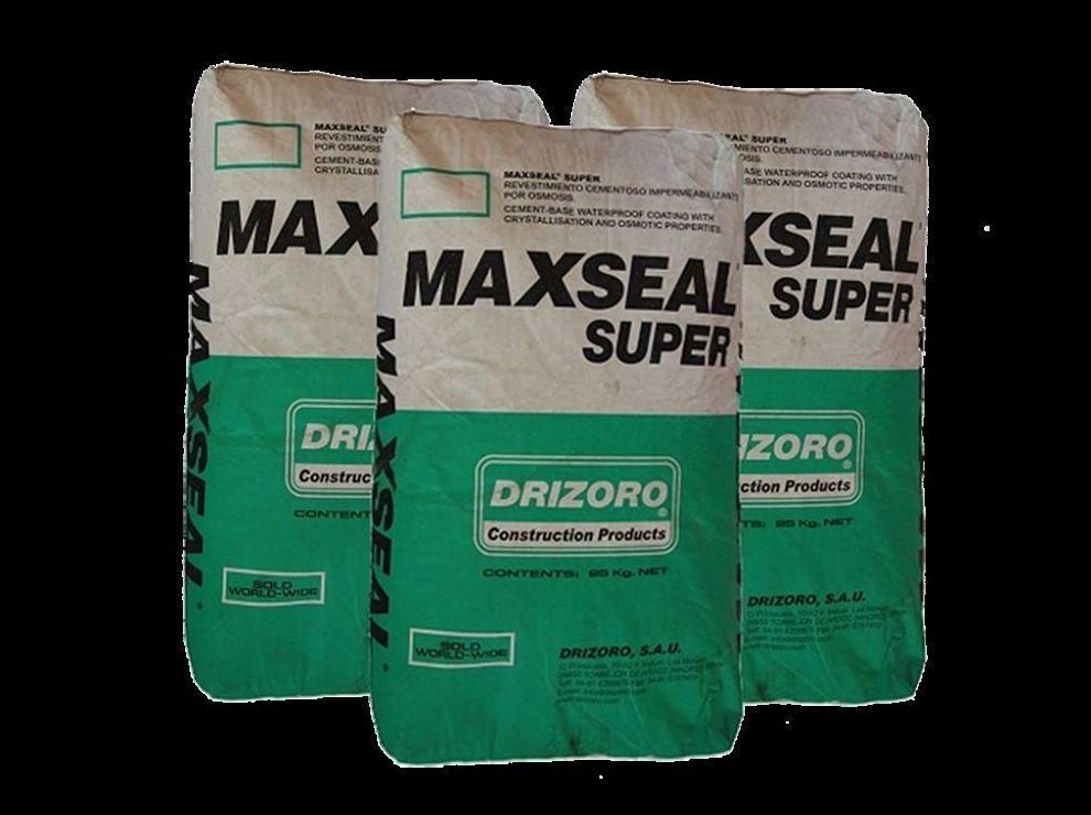 MAXSEAL® SUPER: Servicios de Impermeabilizaciones Ingarpe S.L.