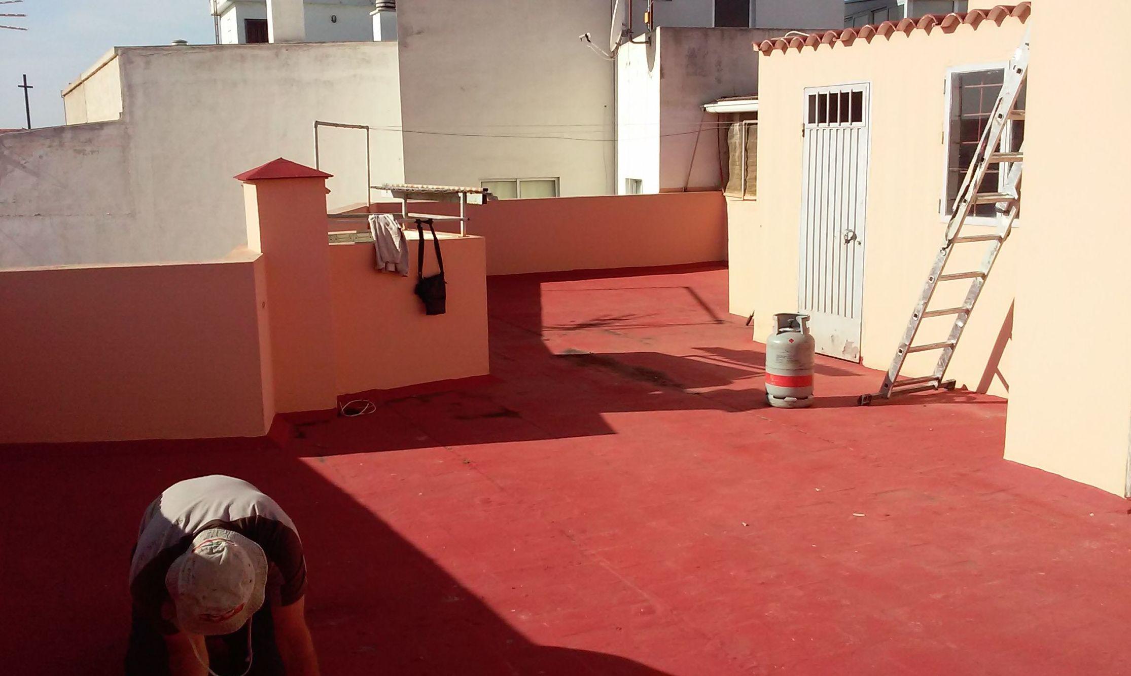 Foto 107 de Impermeabilizaciones en Santa Cruz de Tenerife | Ingarpe