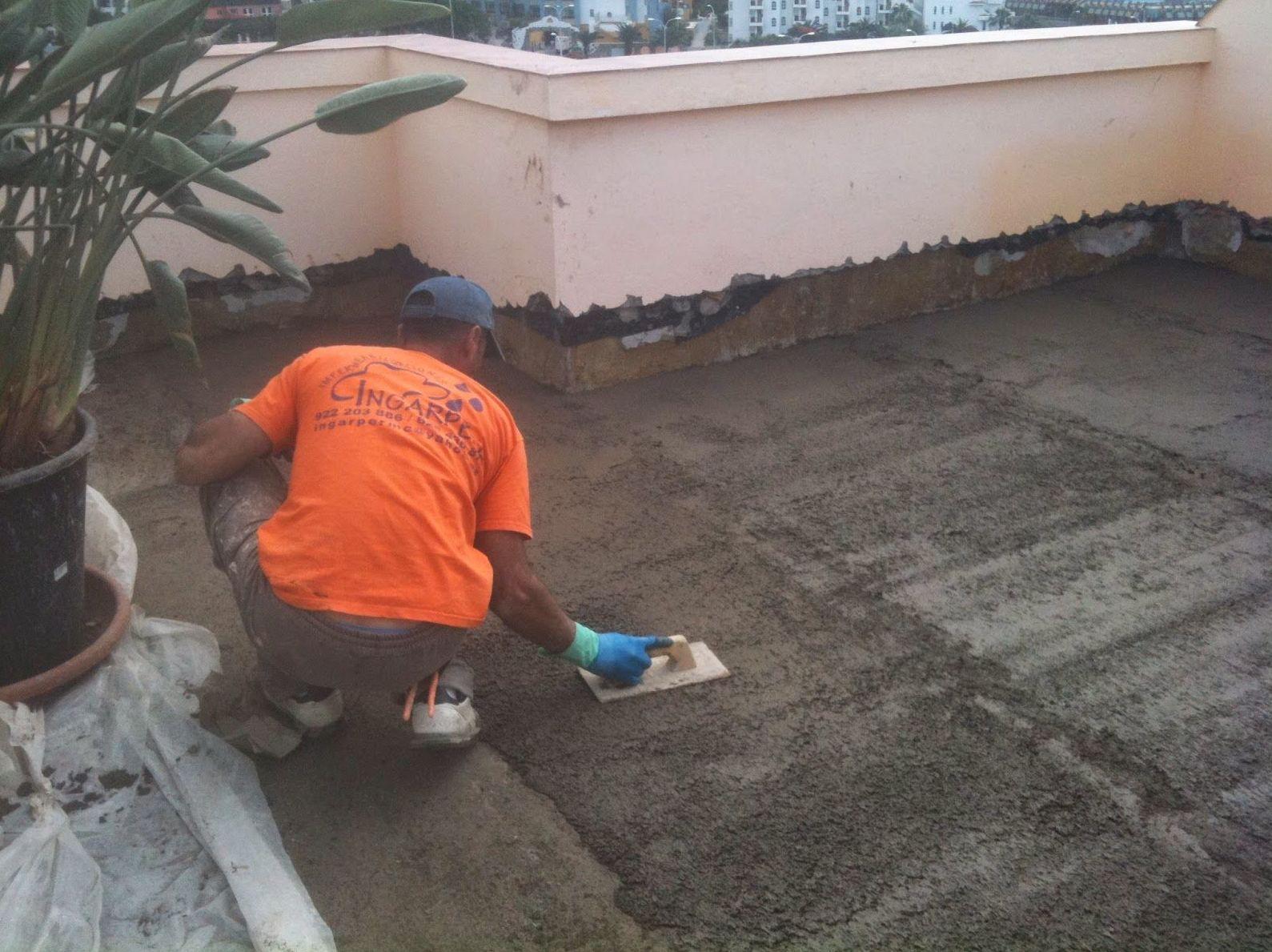 Trabajos de cimentación