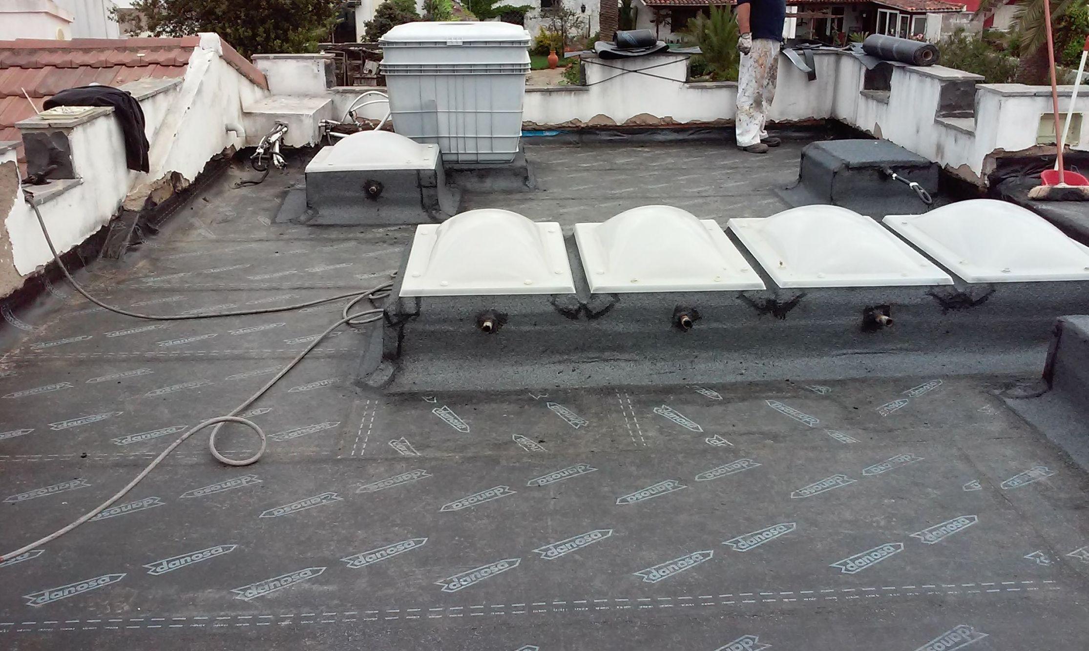 Foto 103 de Impermeabilizaciones en Santa Cruz de Tenerife | Ingarpe