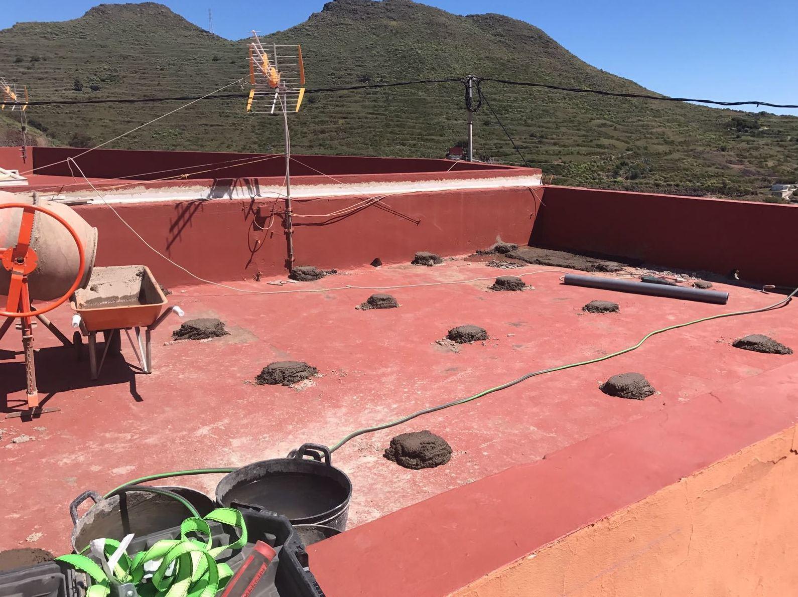 Foto 26 de Impermeabilizaciones en Santa Cruz de Tenerife | Ingarpe