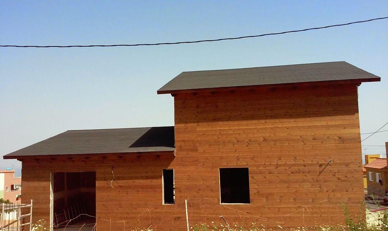 casa madera terminada tegola