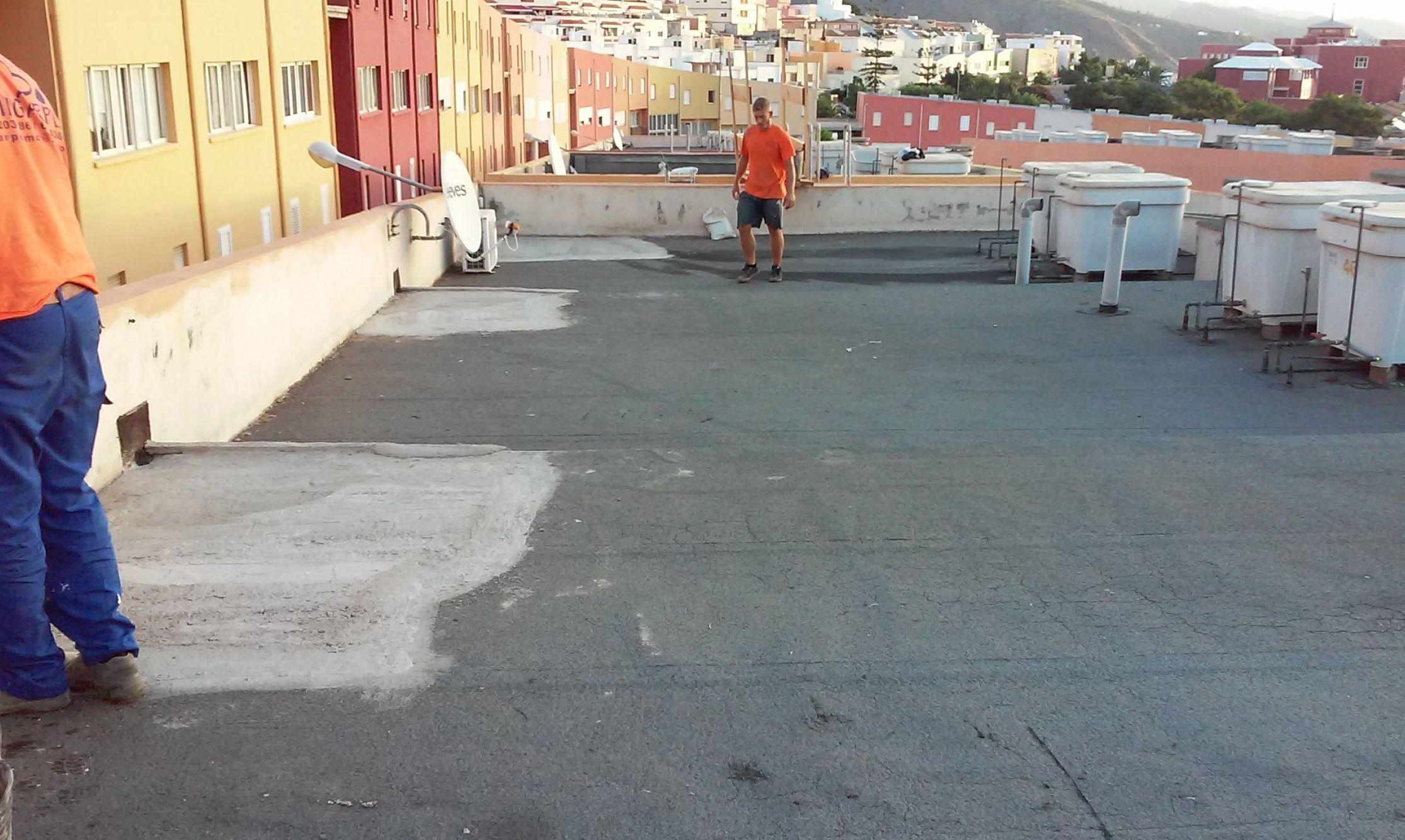 Foto 93 de Impermeabilizaciones en Santa Cruz de Tenerife | Ingarpe