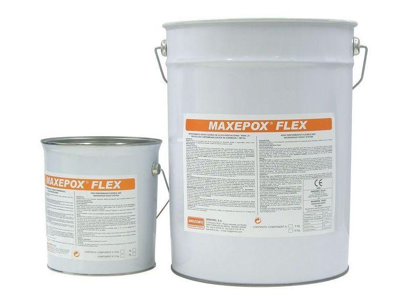 MAXEPOX ® FLEX: Servicios de Impermeabilizaciones Ingarpe S.L.