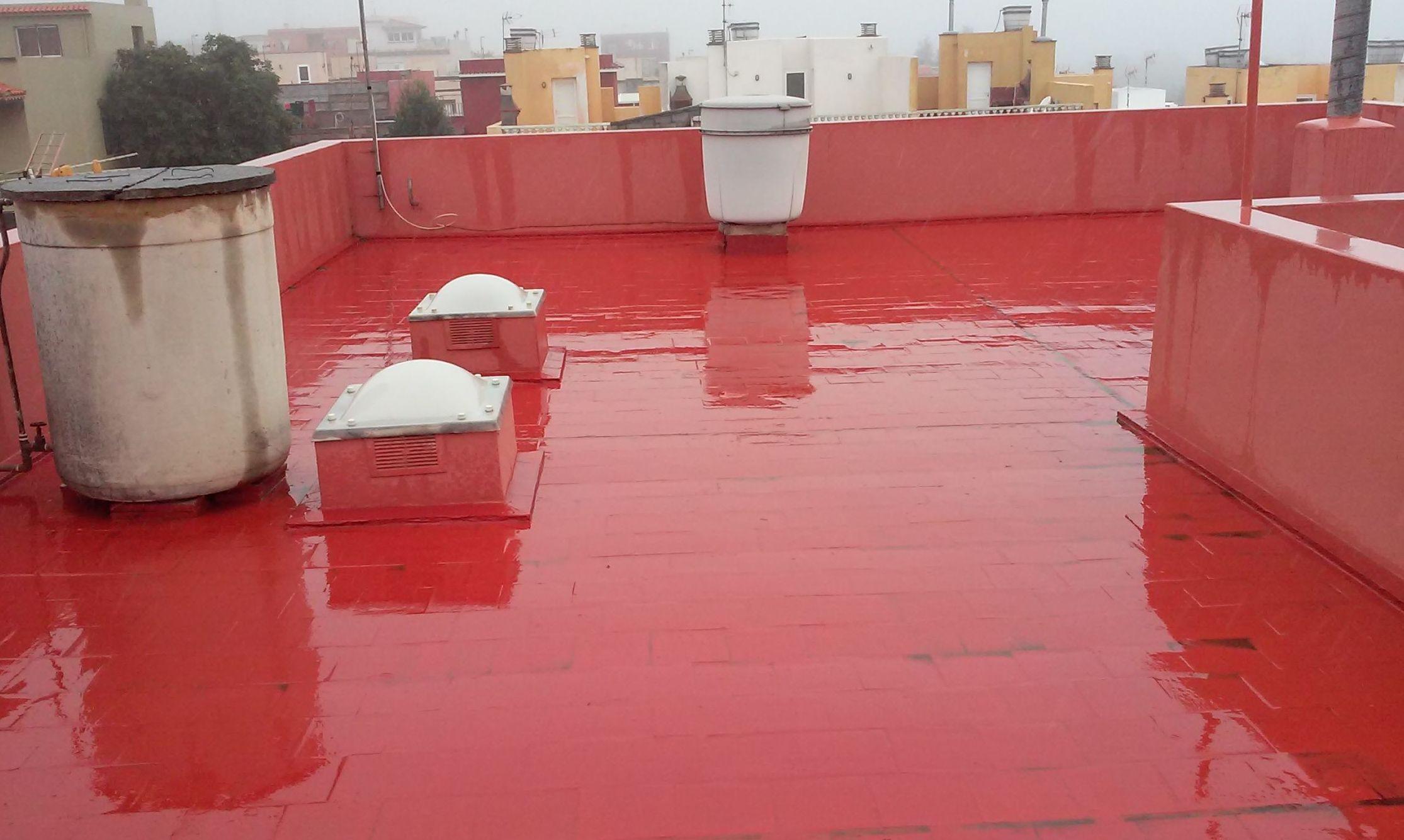 Foto 94 de Impermeabilizaciones en Santa Cruz de Tenerife | Ingarpe