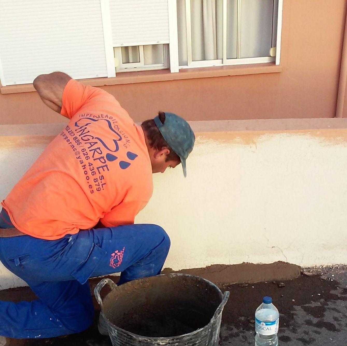 Foto 89 de Impermeabilizaciones en Santa Cruz de Tenerife | Ingarpe