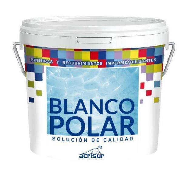 BLANCO POLAR: Servicios de Impermeabilizaciones Ingarpe S.L.