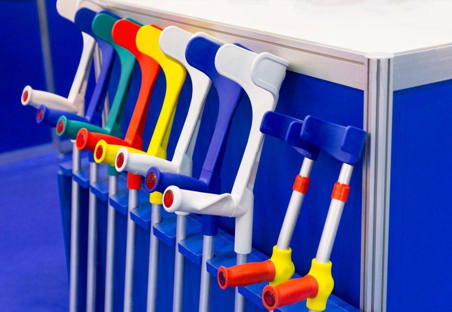 Muletas: Productos y Servicios de Ortopedia Llorach