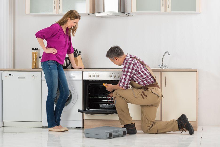Reparación de hornos en Madrid