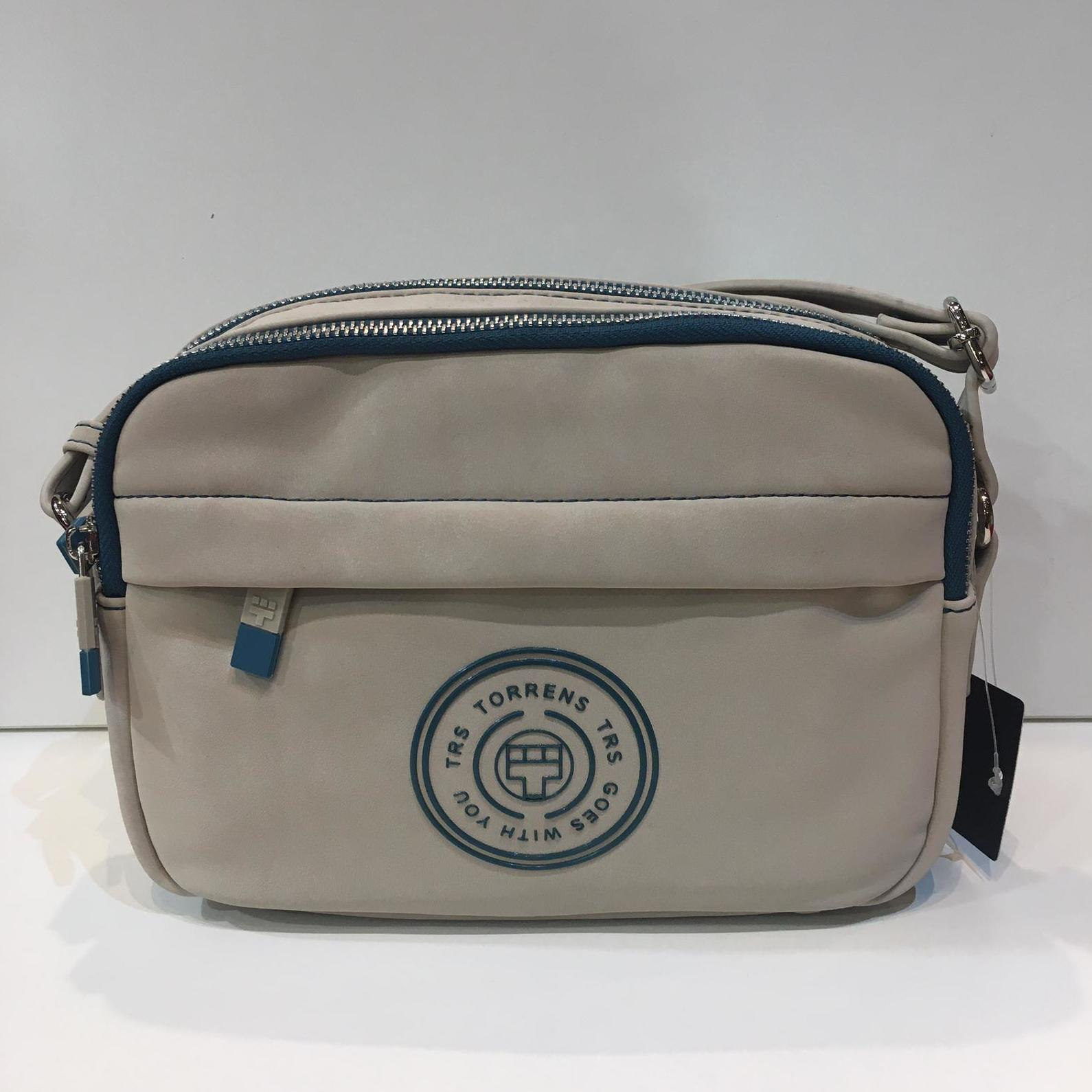 Bossa de la marca Torrens, de mida petita, amb tira llarga adaptable a totes les mides 39€