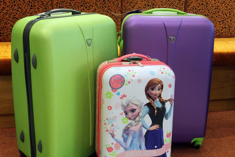 Tienda de maletas en Sant Feliu de Guíxols