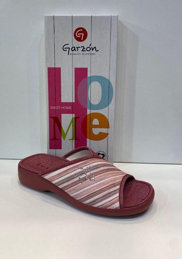 Espardenya de dona, de la marca Garzón, de fibra de bambú antialèrgica, sola de goma antilliscant 26€
