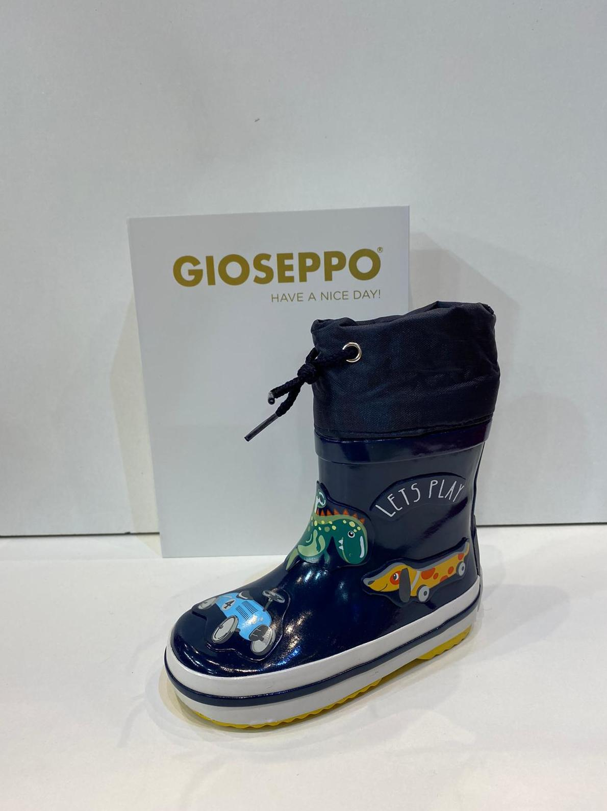 Bota d'aigua de nen, de la marca Gioseppo, de caucho 100% 24.95€