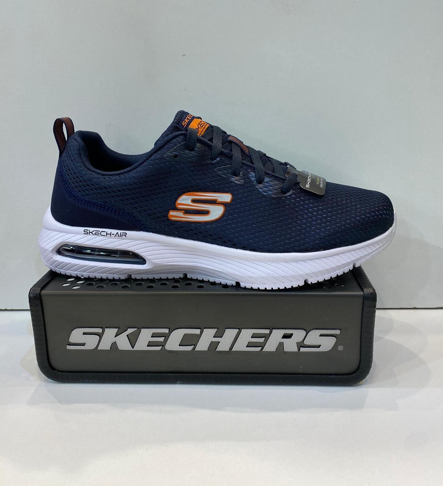Sabata esportiva d'home, de la marca Skechers, plantilla Memory Foam Air-Colled, sola de resalite amb càmera d'aire 59.95€