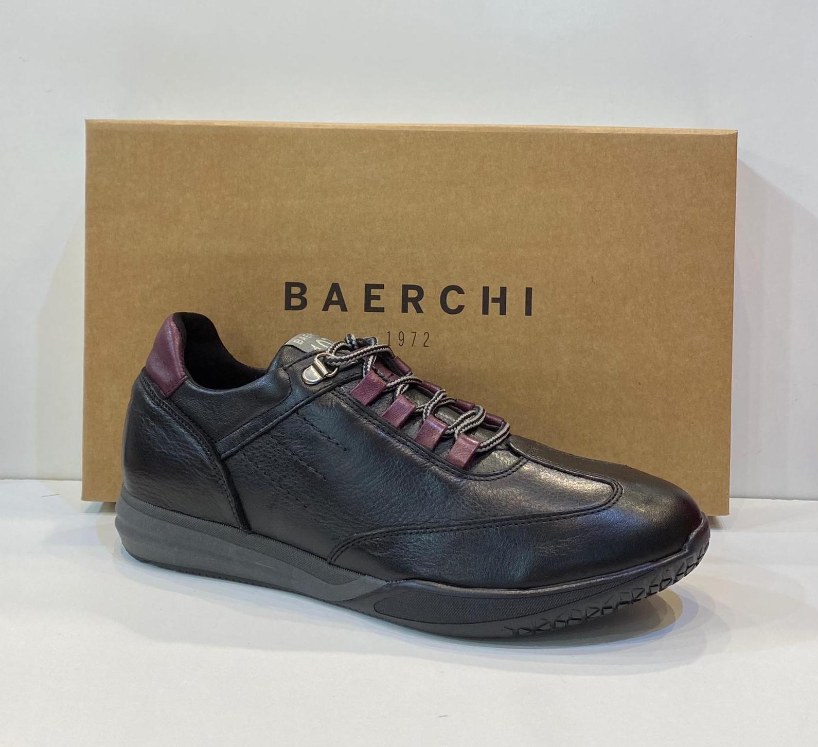 Blucher d'home, de la marca Baerchi, ample especial, plantilla de làtex extraible i adaptable a plantilles ortopèdiques, sola de goma antilliscant 66.50€