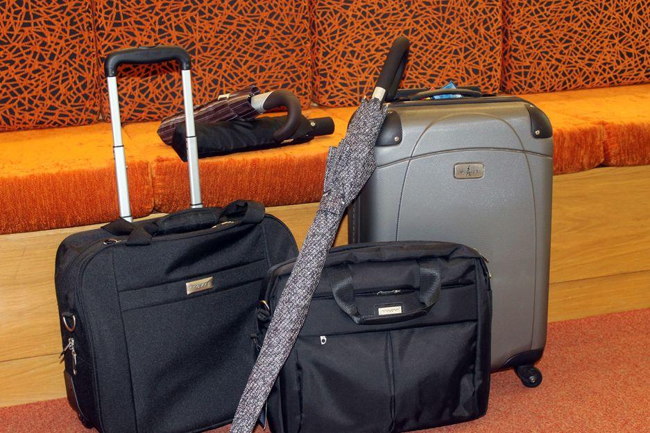 Tienda de maletas en La Bisbal d'Empordà