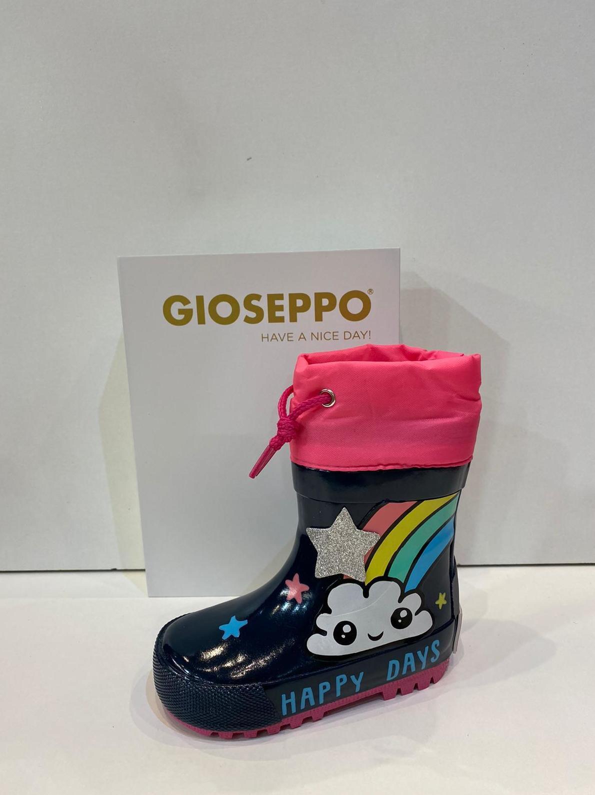 Bota d'aigua de nena, de la marca Gioseppo, de caucho 100% 24.95€