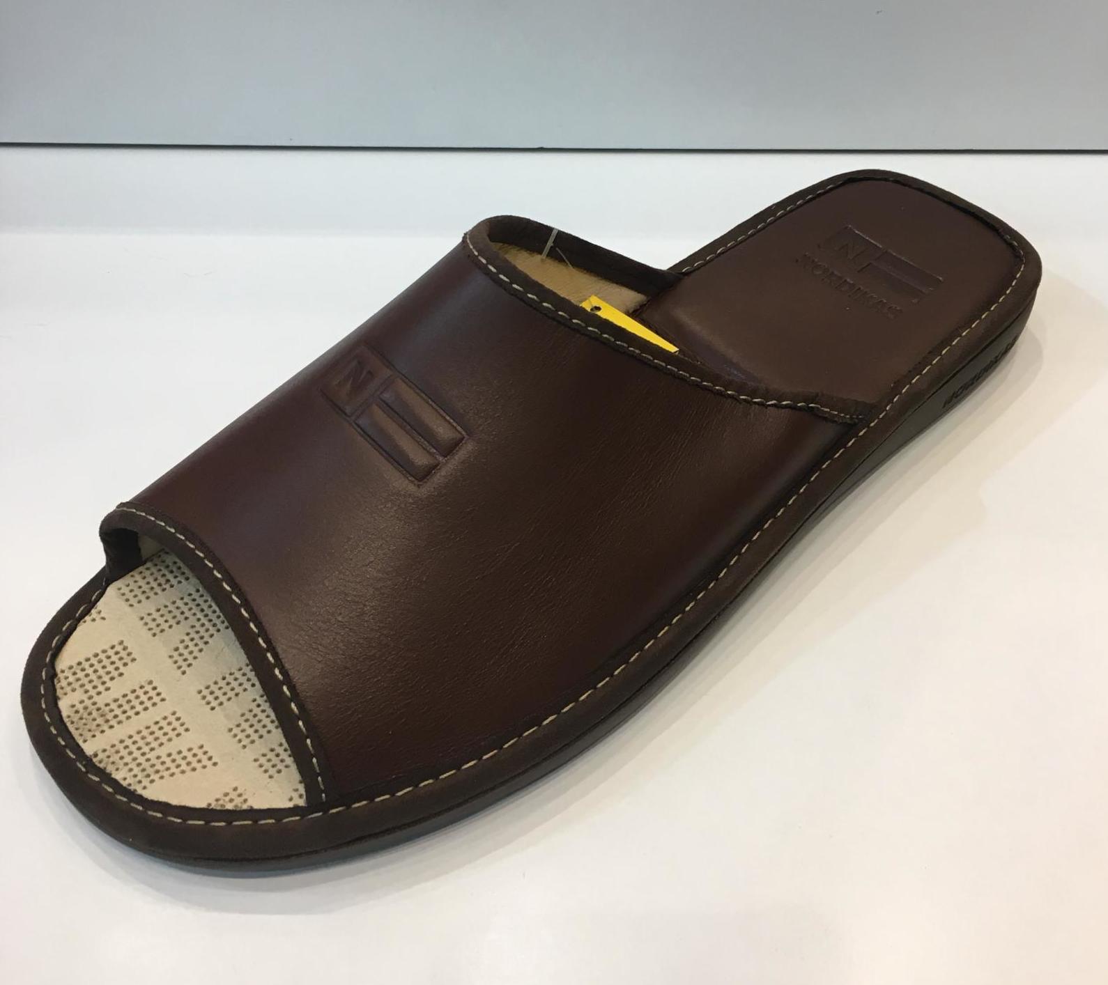 zapatillas de casa de caballero