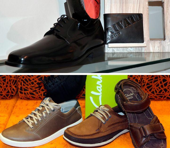 Zapatos de caballero en La Bisbal d'Empordà
