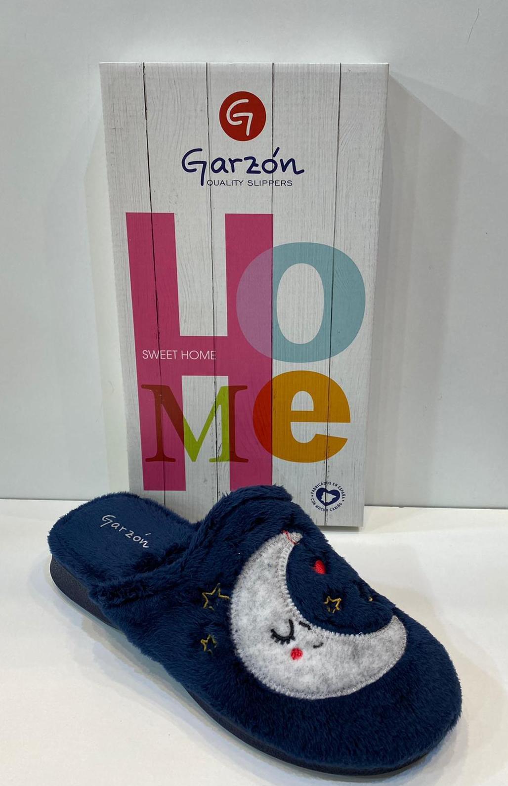 Espardenya de dona, de la marca Garzón, amb sola de goma antilliscant 29.50€