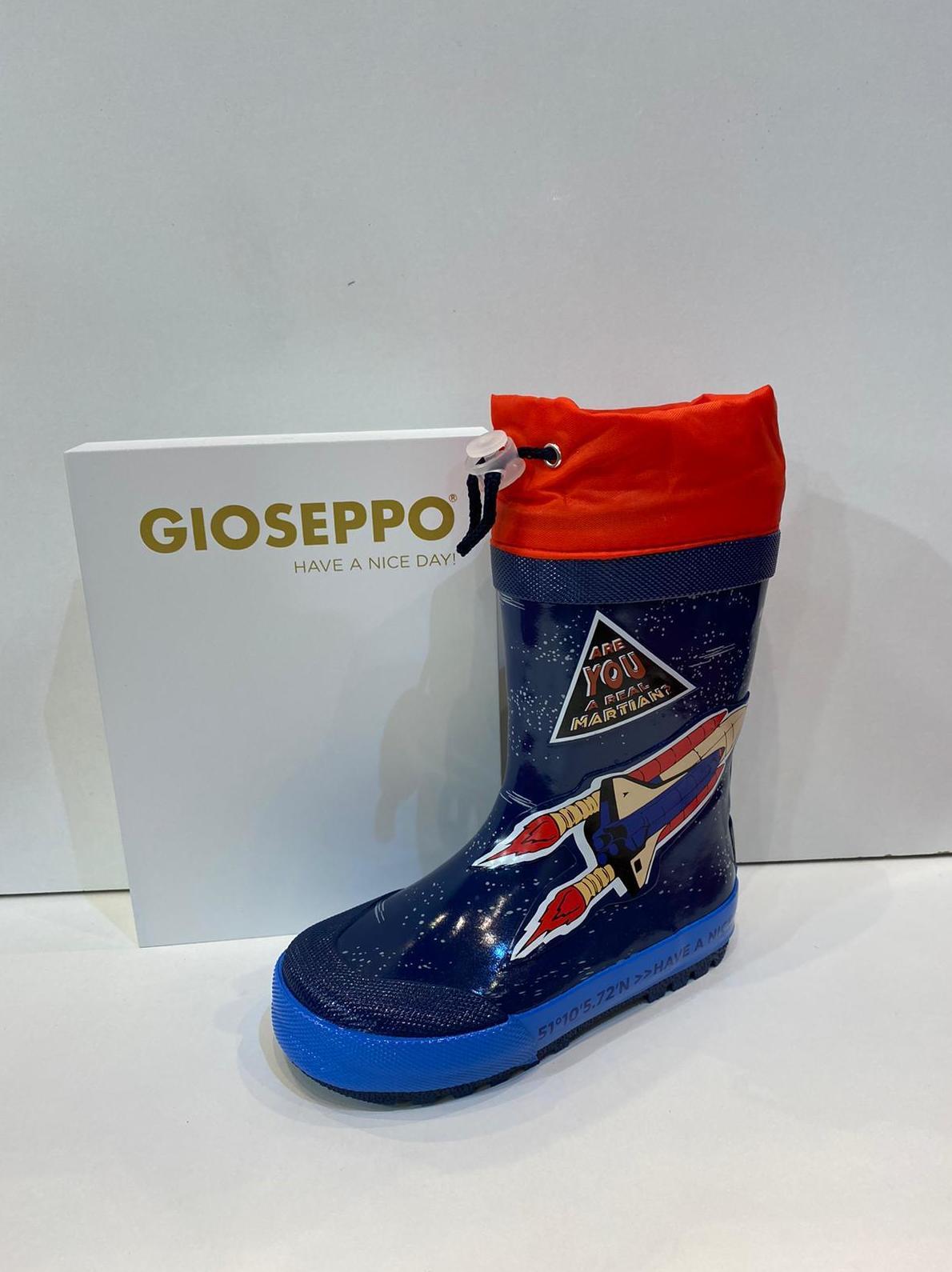 Bota d'aigua de nen, de la marca Gioseppo, de caucho 100% 26,95€
