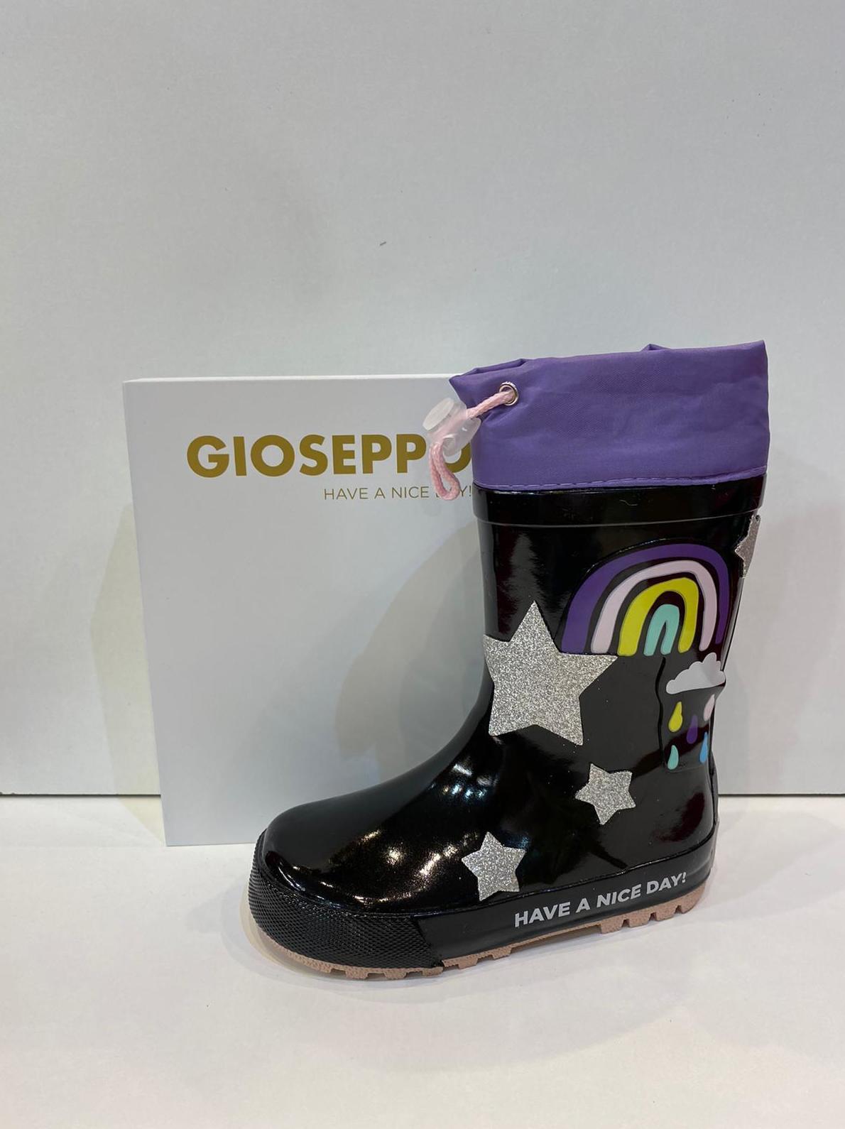 Bota d'aigua de nena, de la marca Gioseppo, de caucho 100% 26.95€