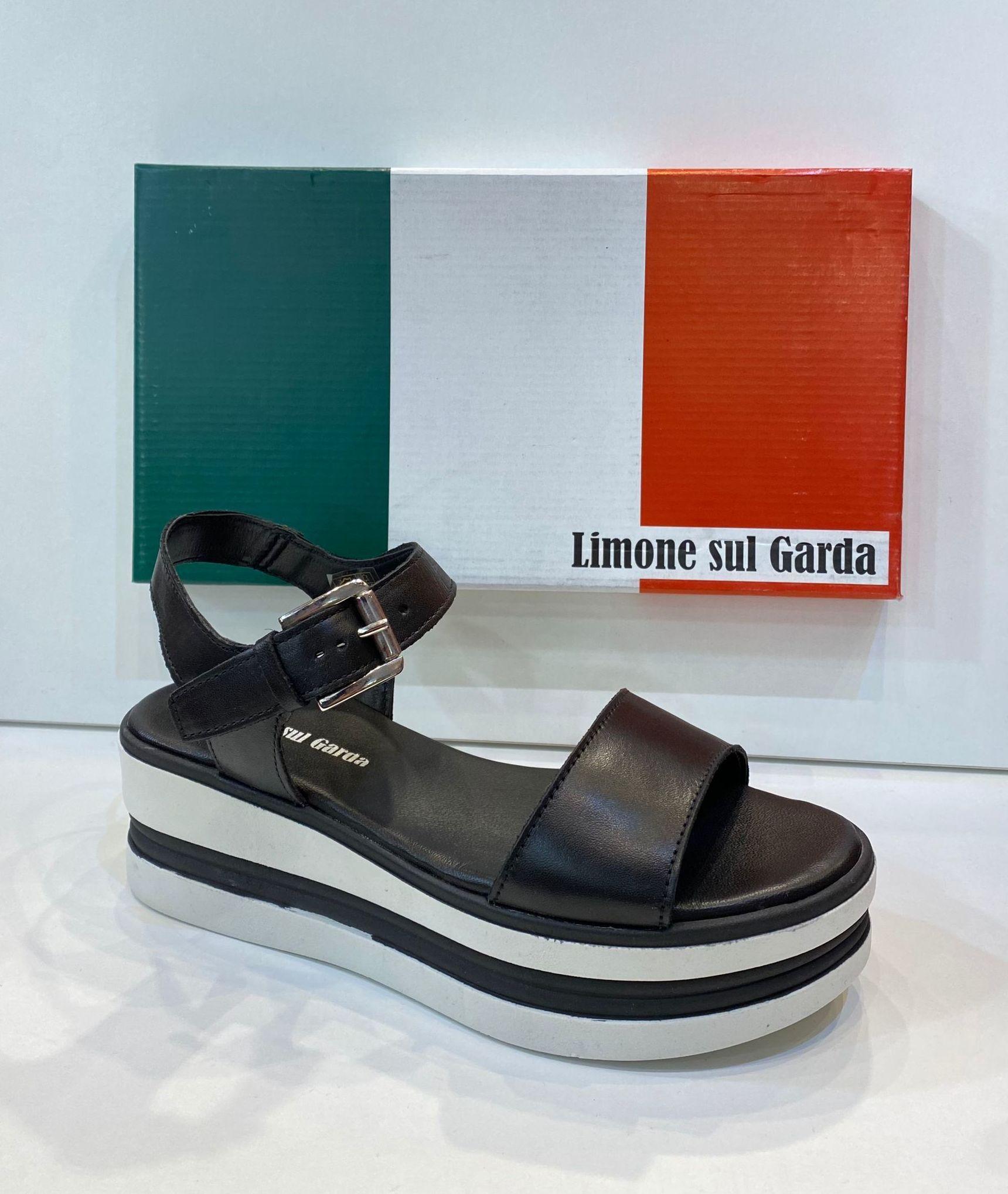 Sandàlia de dona, de la marca Limome Sul Garda, ample especial, plantilla de làtex i sola de politilè antilliscant 49.90€
