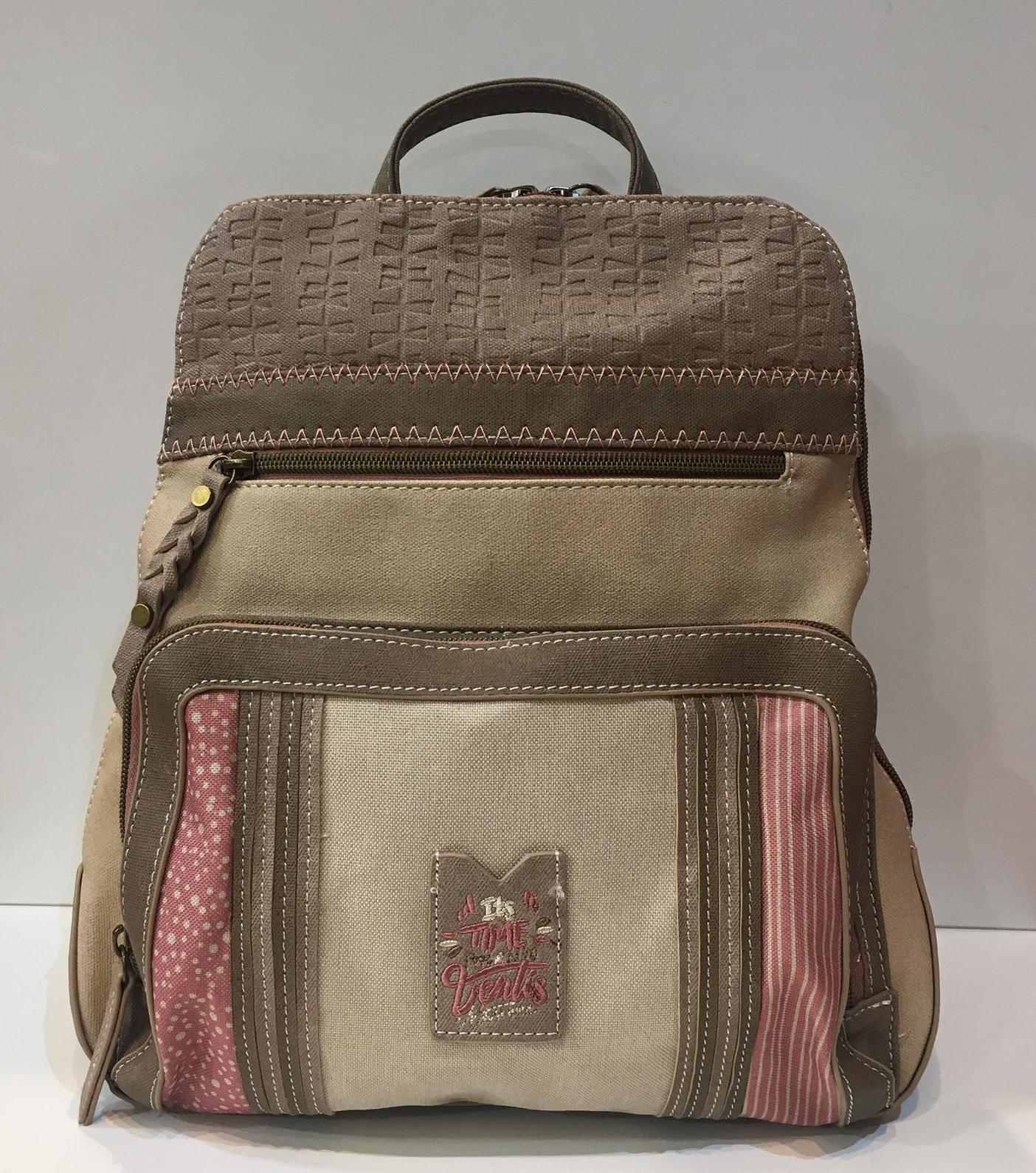 Motxilla de la marca Ventis, amb molts compartiments per a una bona organització, tires regulables a totes les mides 42.50€