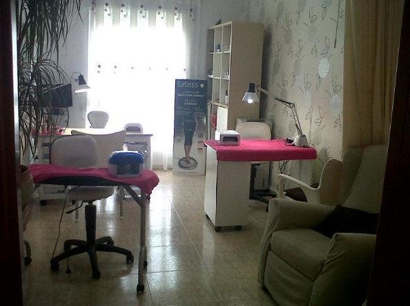 Sala del centro de estética