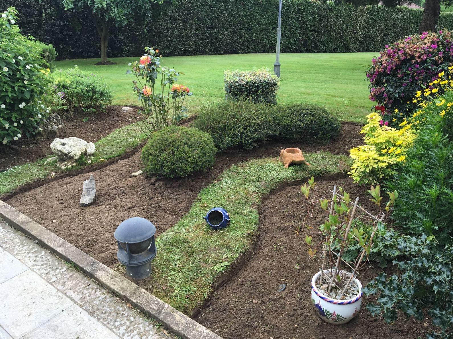 mantenimiento de jardines en Asturias