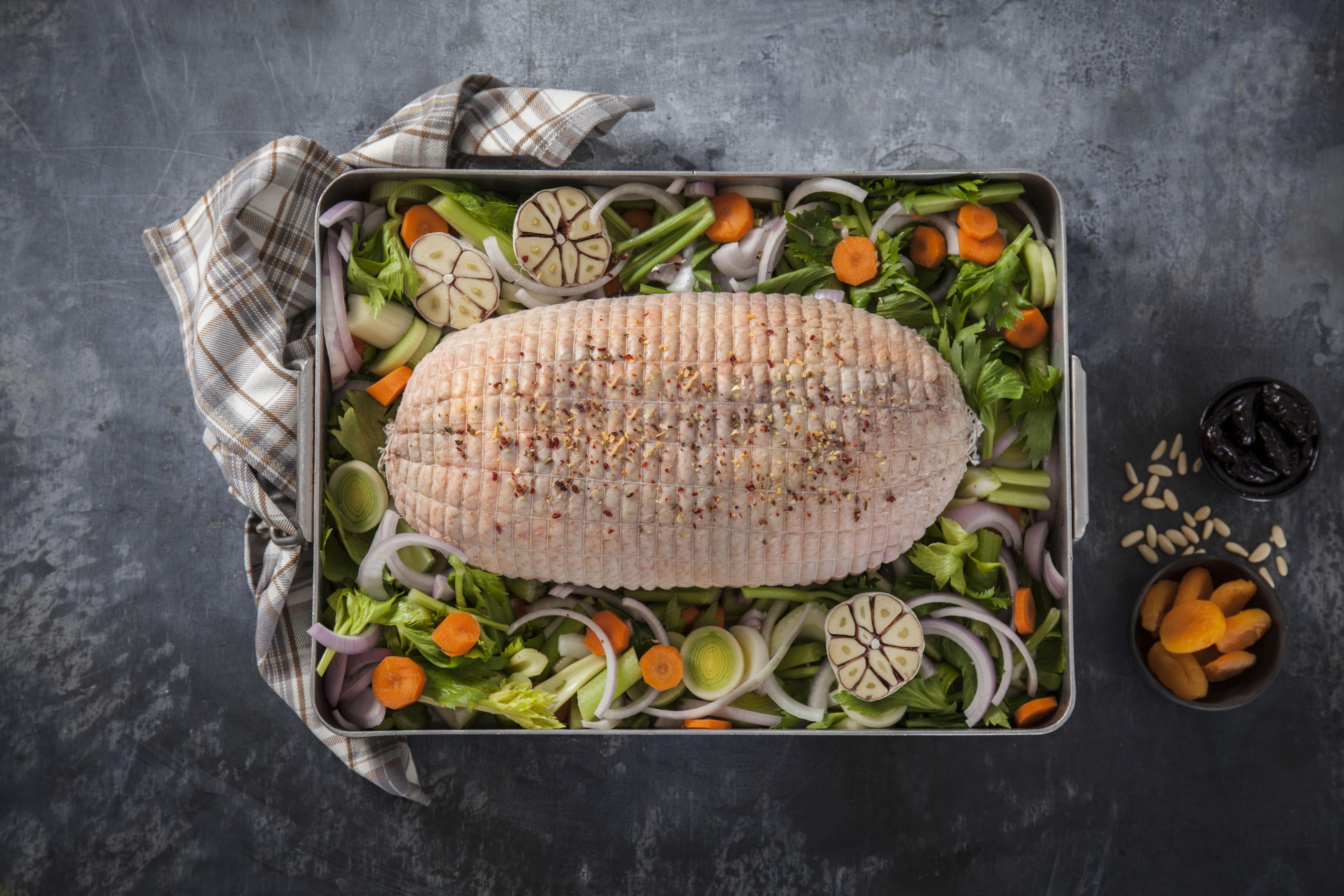 Pit de pavo al horno: Productos de Lucas Gourmet