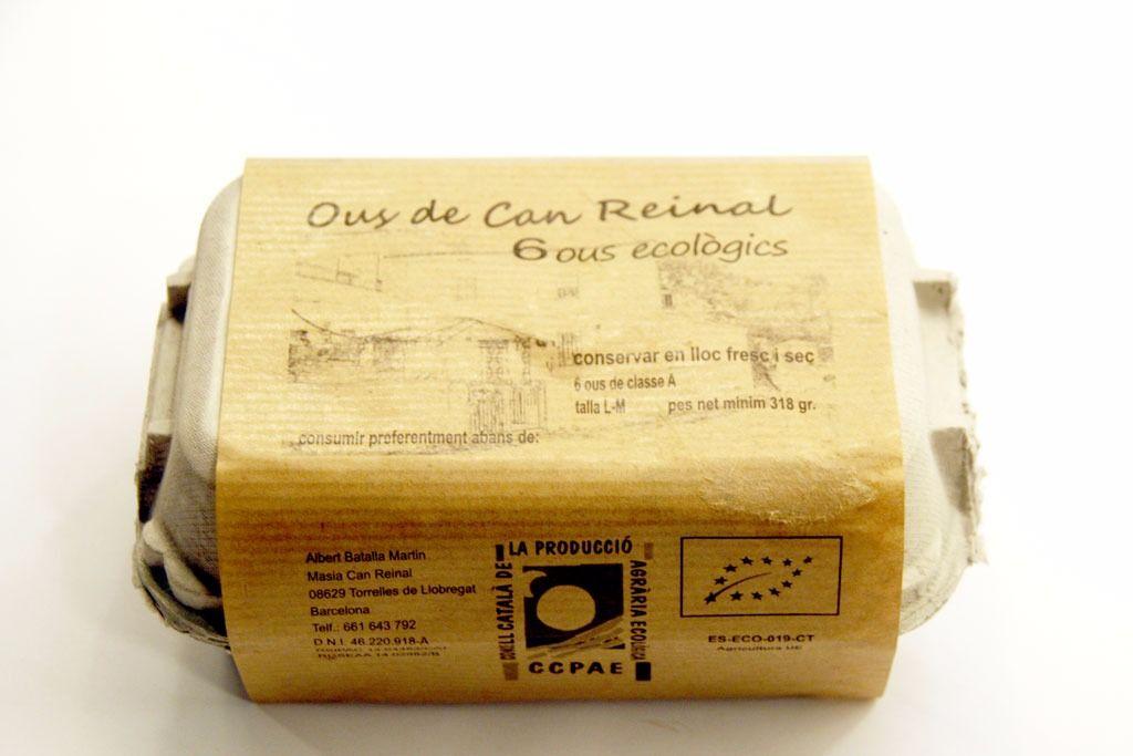 Huevos ecológicos: Productos de Lucas Gourmet