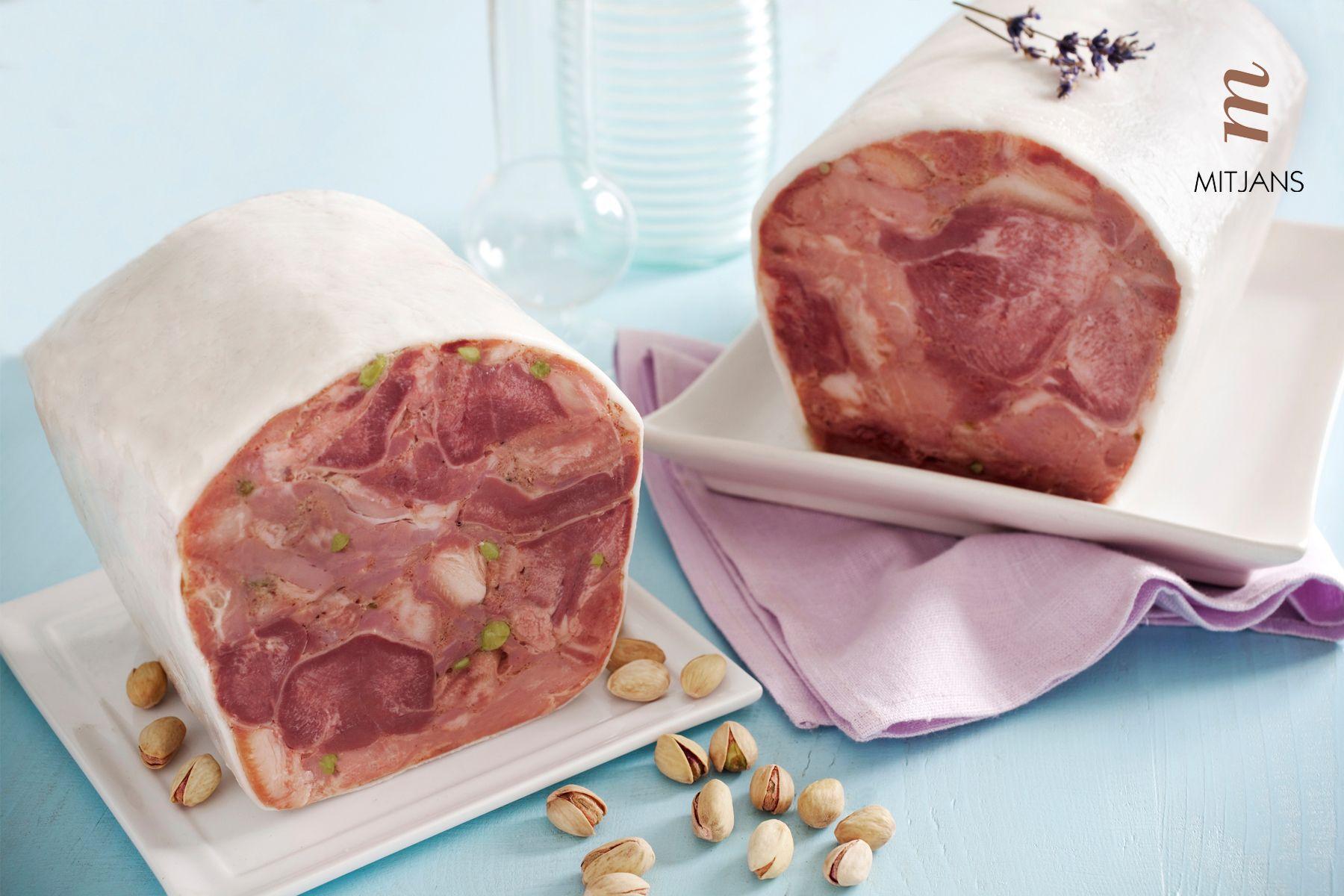 Jabalí con pistachos: Productos de Lucas Gourmet