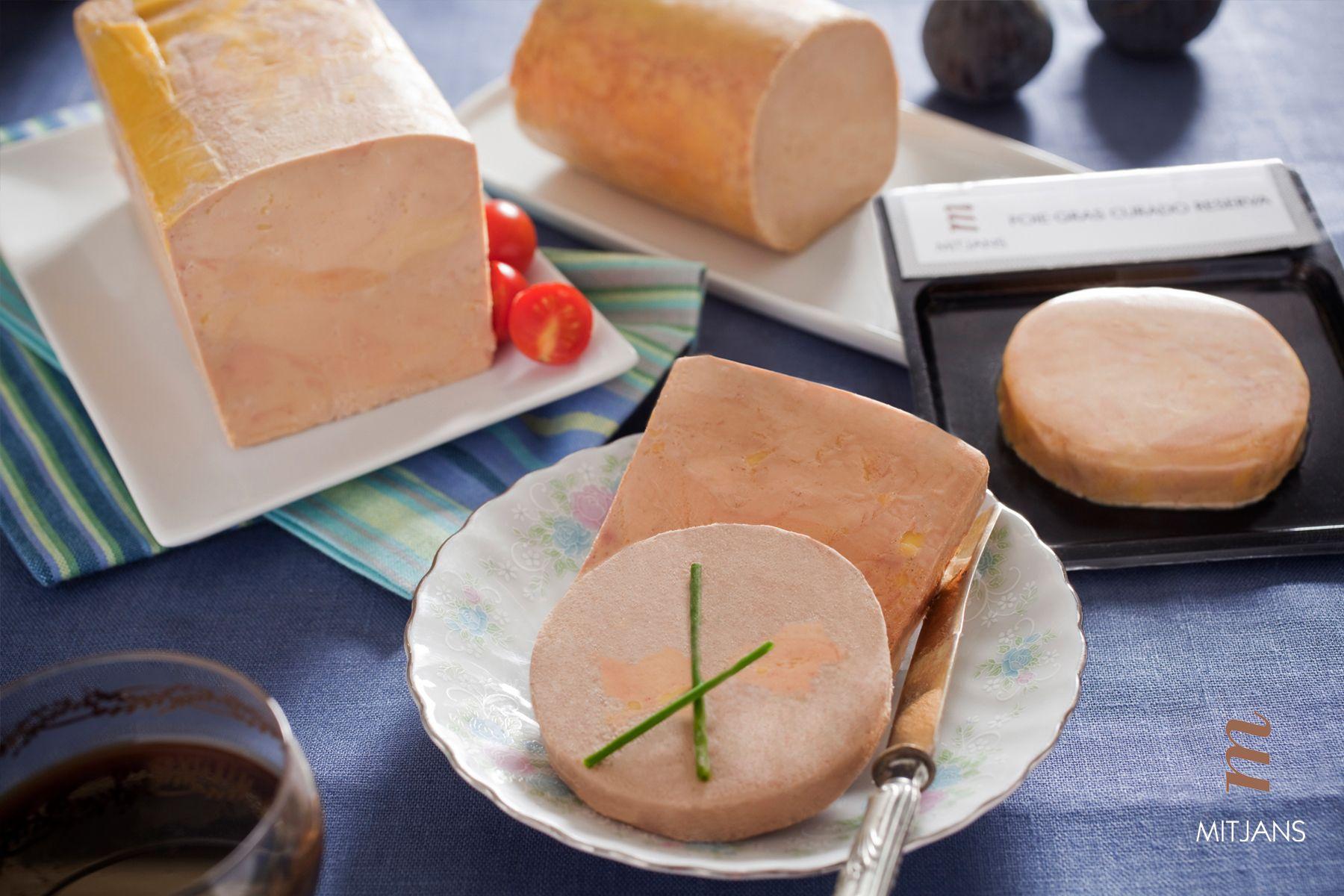 Bloque de foie gras 30% trozos: Productos de Lucas Gourmet