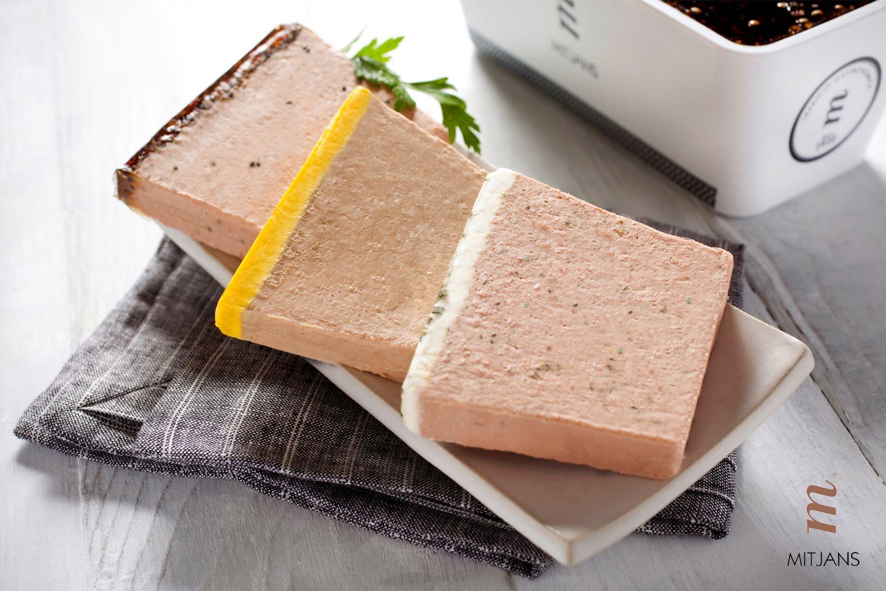 Paté de pato a las hierbas del bosque: Productos de Lucas Gourmet