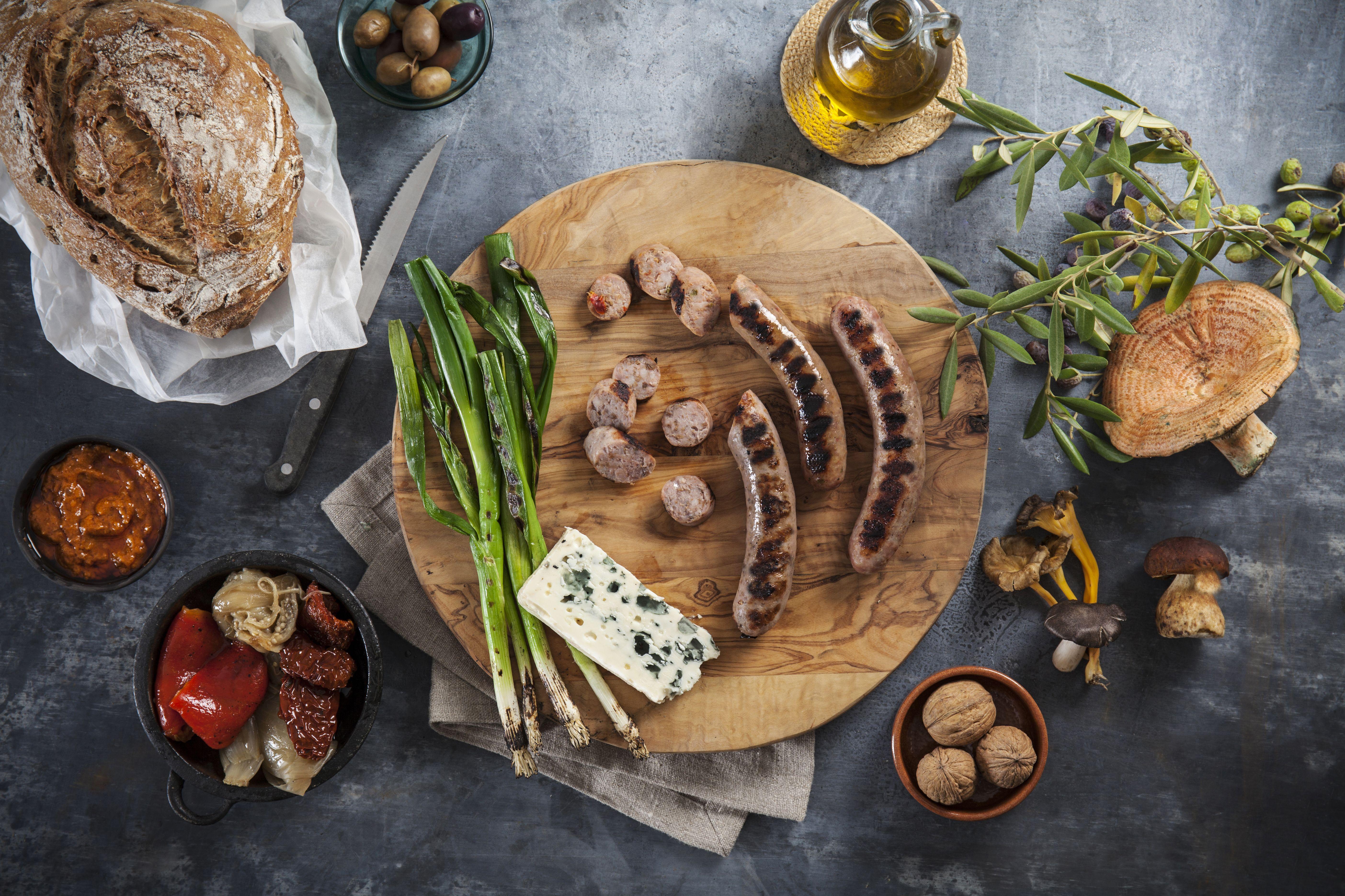Salchicha: Productos of Lucas Gourmet