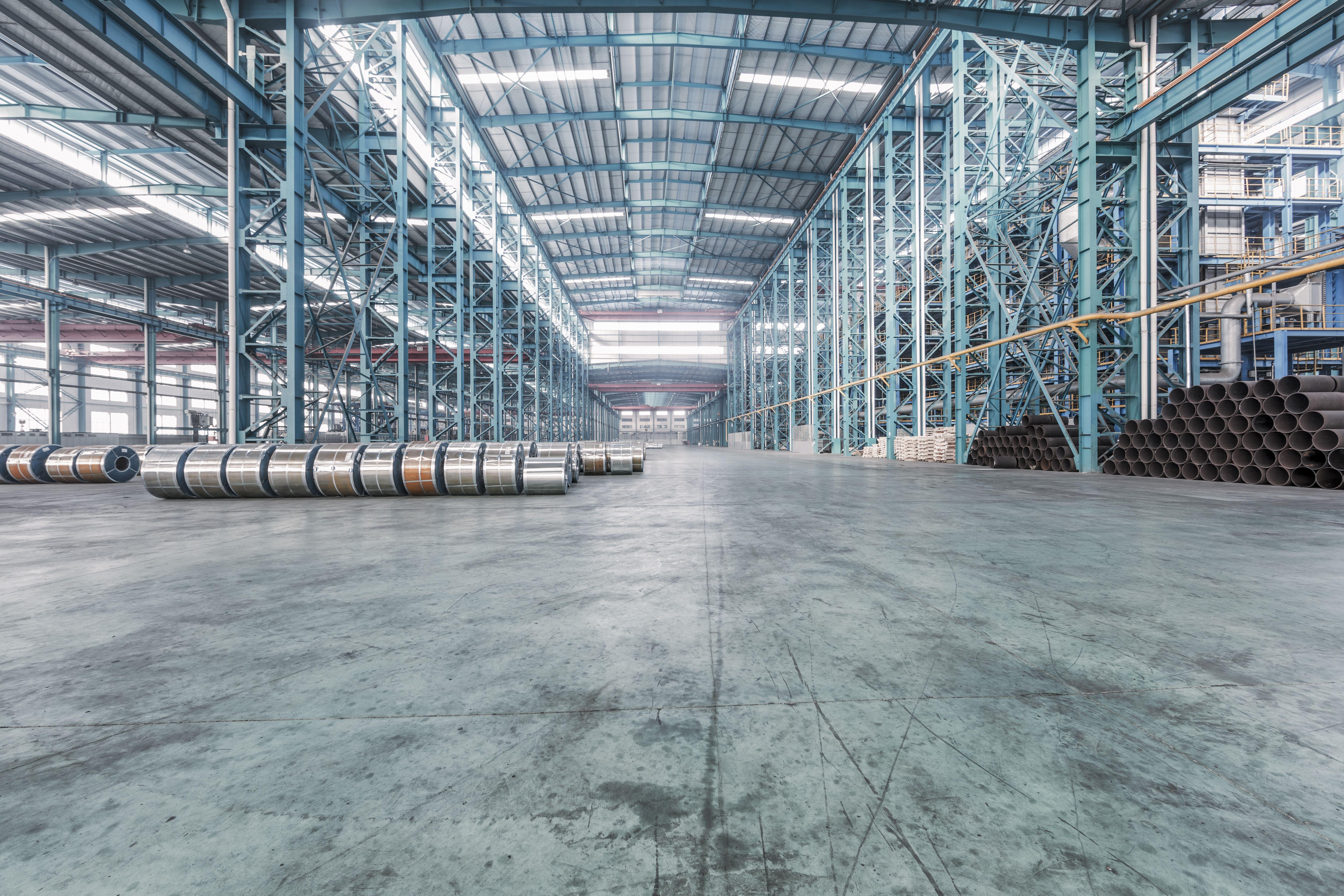 Construcción de naves industriales en Valladolid