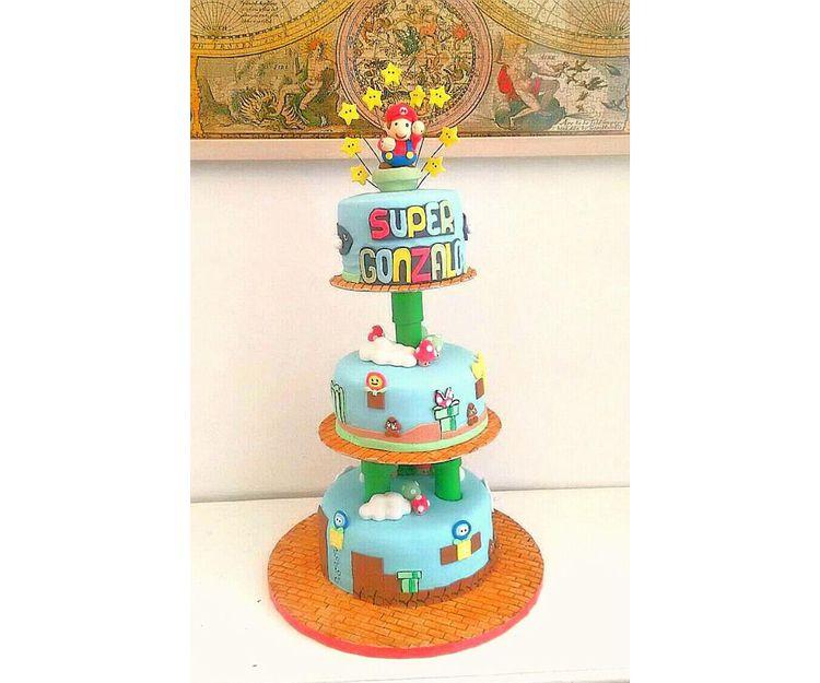 Tarta para cumpleaños personalizada